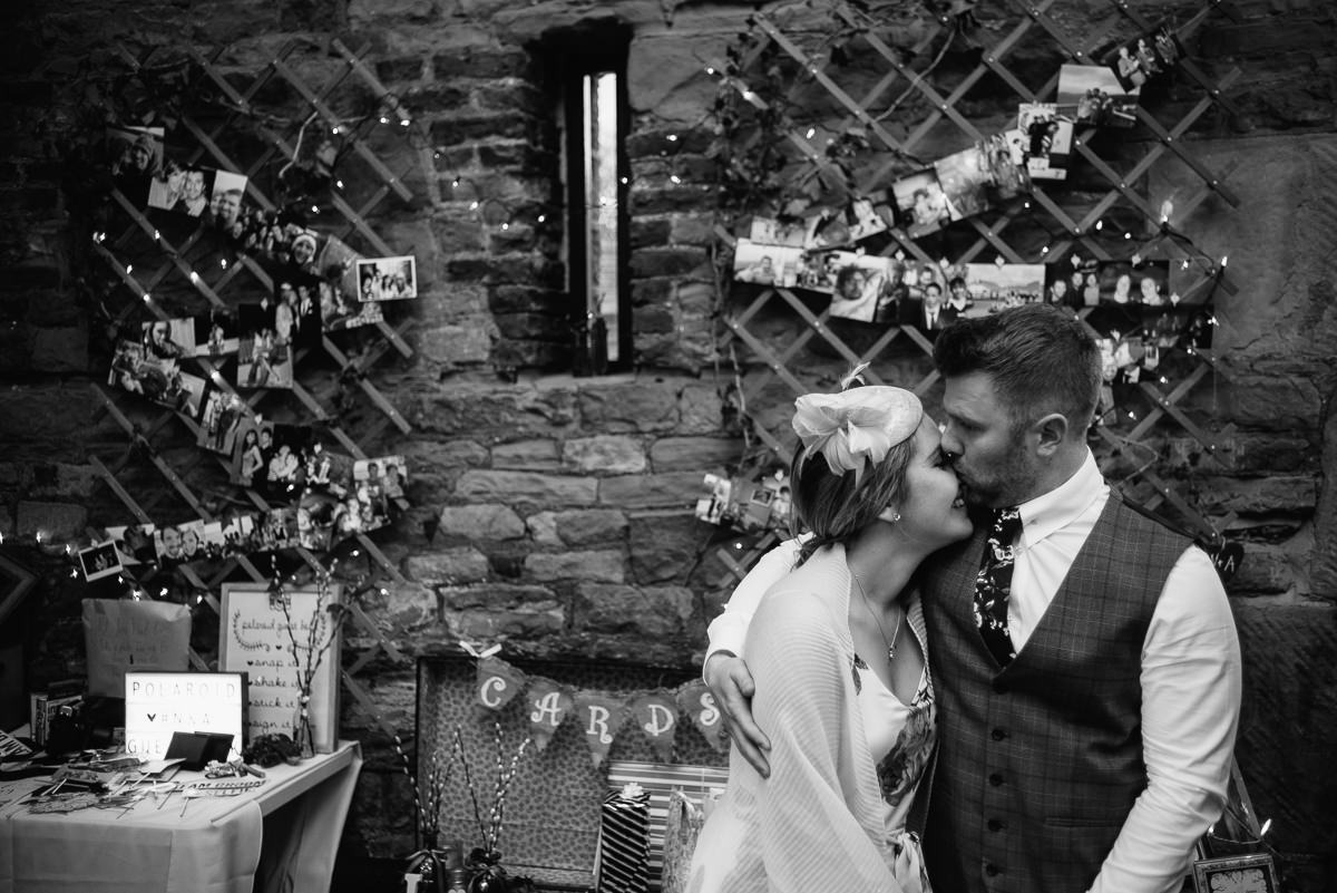 Oakwell Hall Wedding Nicola & Andy moment