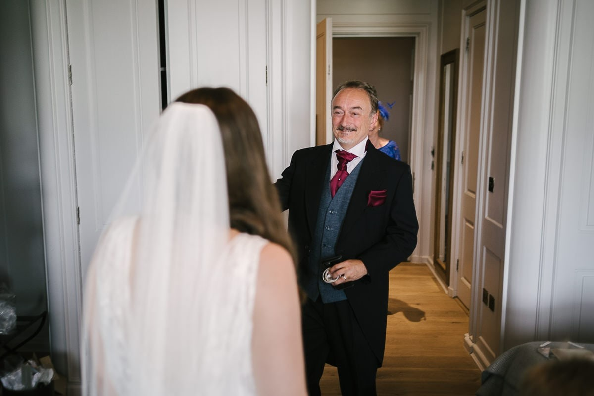 budget wedding photography leeds father of the bride